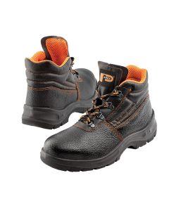 ALFA S1 -zaštitne cipele sa čeličnom kapom i čeličnim listom