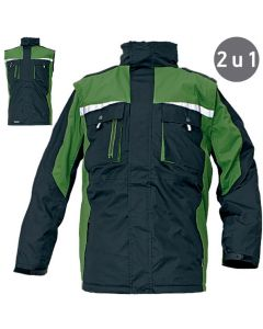 Allyn jakna - 2u1, zimska