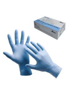 CROSSBILL Nitrilne antialergijske rukavice bez pudera