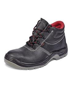 FRIDRICH S1 DUBOKE - zaštitne cipele sa čeličnom kapom