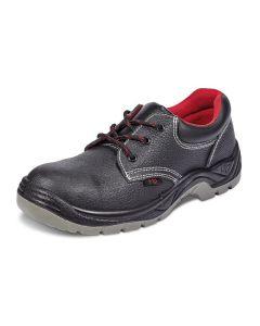FRIDRICH S1 PLITKE - zaštitne cipele sa čeličnom kapom