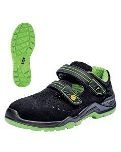 HALWILL S1P ESD SRC SANDALE - zaštitne ESD sandale sa kompozitnom kapom i nemetalnim listom