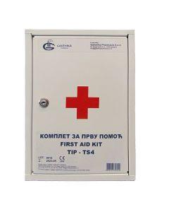 Ormarić prve pomoći tip TS4 , pun