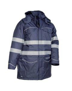 ST Petersburg - vatrootporna, vodootporna,  kiselootporna zimska jakna za ATEX sredinu