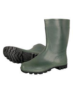 Tronchetto zelene - kratke pvc čizme za opštu upotrebu