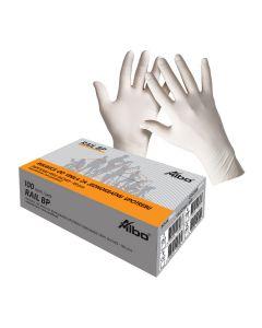 Rail BP - rukavice od vinila, nepuderisane