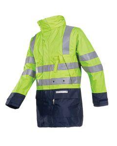 Winseller - jakna koja pruža višestruku zaštitu, vodootporna je, vatrootporna, pruža zaštitu od hemikalija i ima elektrostatička svojstva